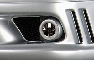 Mistlampen voor Mercedes voorbumper |  | set  | Rieger Tuning