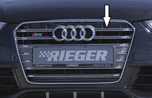 Grill | Audi A5 Cabrio / Coupé / Sportback B8 incl. S-Line/S5 2011-2016 | stuk  | Rieger Tuning