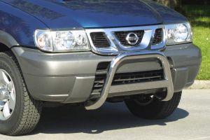 Pushbar / Bullbar | Nissan Terrano 3.0 (3- & 5-deurs) 2002-2007 | RVS