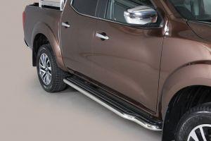 Side Steps / Sidebars | Nissan Navara NP300 2016- | RVS