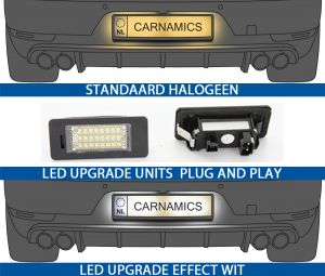 LED Kentekenverlichting | E39 E82 E88 E70 E71 E90 E91 E93 E60 E61