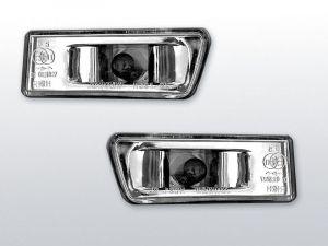 zijknipperlichten set peugeot 406 chroom