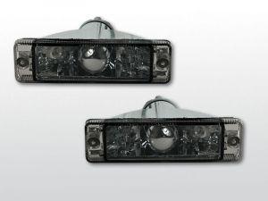 voorknipperlichten set voor vw golf 1/2/jetta/polo in smoke