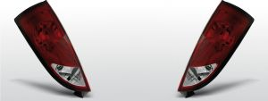 achterlichten ford focus mk1 rood/wit