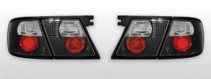 achterlichten nissan primera p11 zwart