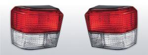 achterlichten volkswagen t4 rood/wit