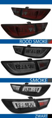 Achterlichten | Renault Clio IV 2013 | LED-BAR