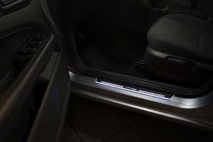 Instaplijsten LED | Universeel  4 x 54 cm | 2-delig