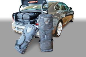 Travel Bags | Autospecifieke auto reistassen set Volvo S90 (4-deurs) 2016- Car-Bags