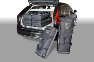 Travel Bags | Autospecifieke auto reistassen set Volvo V90 Wagon 2016- Car-Bags