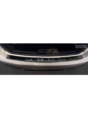 Achterbumperbeschermer   Jaguar   F-Pace 15- 5d suv.   Carbon