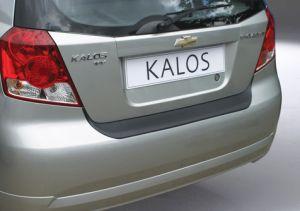 Achterbumper Beschermer | Chevrolet/Daewoo Kalos 5-deurs 2002-2006 | ABS Kunststof