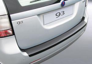 Achterbumper Beschermer | Saab 9-3 Estate 2005- | ABS Kunststof