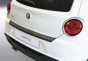 Achterbumper Beschermer | Alfa Romeo Mito 2008- | ABS Kunststof