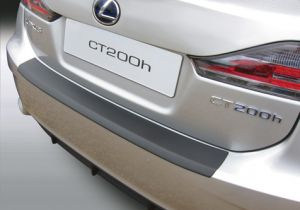 Achterbumper Beschermer | Lexus CT200H 5-deurs 2014- | ABS Kunststof