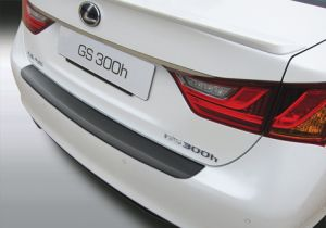 Achterbumper Beschermer | Lexus GS 2012- | ABS Kunststof