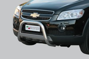 Pushbar / Bullbar   Chevrolet Captiva 2006-2010   RVS