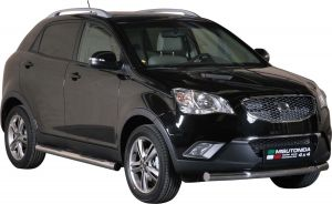 Front bar Ssangyong Korando 2011-  Slash