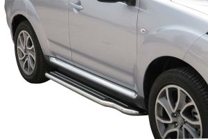 Side Bars | Citroen | C-Crosser 07-12 5d suv. | RVS
