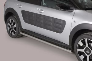 Side bars voor Citroën C4 Cactus 2015- | 63mm