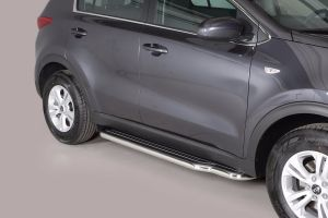 Side steps | Kia Sportage 2016- | RVS