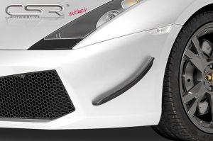 Lamborghini Gallardo voorbumper Performance Flaps