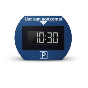Elektronische parkeerschijf blauw | Volautomisch & Goedgekeurd (NL) | Park Lite
