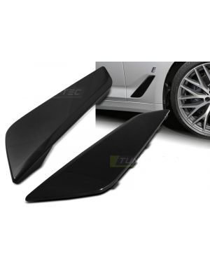 Air Intakes | BMW | 5-serie 17- 4d sed. G30 / 5-serie Touring 17- 5d sta. G31 | ABS Kunststof | zwart Glanzend