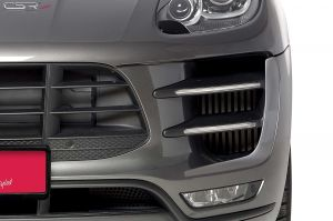 Air Intakes | Porsche | Macan 14- 5d suv. | Turbo | Fiberflex