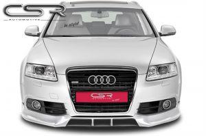 Frontspoiler | Audi A6 (4F) 2008-2011 | alleen S-Line