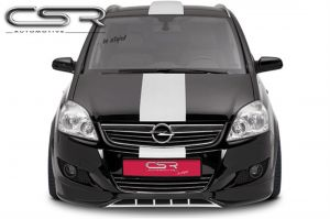 Frontspoiler | Opel Zafira B 2008-2013