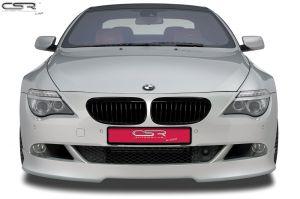 Frontspoiler | BMW 6-serie E63 coupé / E64 cabrio 2007-2010