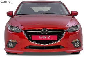 Frontspoiler | Mazda 3 2013-