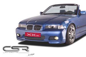 Voorbumper BMW E36 (met nierhouders) (alle) 1990-2000 GVK XX