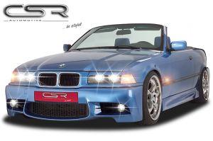 Voorbumper BMW E36 (alle) 1990-1999 GVK O-Line