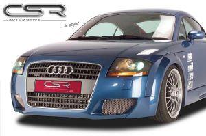 Voorbumper | Audi | TT Coupé 98-06 2d cou. 8N / TT Roadster 99-06 2d cab. 8N | Fiberflex