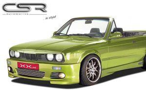 Voorbumper BMW E30  (alle) 1982-1994 GVK XX-Line