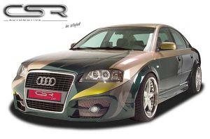 Voorbumper Audi A6 C5 Typ 4B Sedan / Avant 1997-2001 GVK SF-