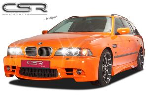 Voorbumper BMW E39  Sedan / Touring 1995-2004 GVK O-Line