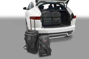 Jaguar E-Pace 2017- reistassenset