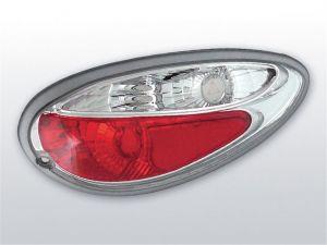 Achterlichten | Chrysler PT Cruiser 2000-2006 | rood / wit