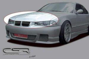 Motorkapverlenger BMW E36 (alle) 1990-2000 metaal X-Line