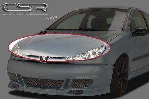 Motorkapverlenger Peugeot 206 Hatchback / Cabriolet / statio