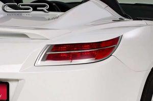 Achterlichtcovers | Opel | GT 07-09 2d cab. | ABS Kunststof