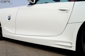 Side skirts | BMW Z4 Typ E85 alle 2002-2008 | Fiberflex