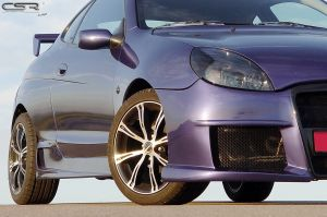 Side skirts | Ford Puma  1997-2001 | Fiberflex