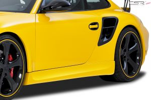 Side skirts | Porsche 911/997 Carrera 4, Carrera 4S, Targa 4, Targa 4S, Turbo, Turbo S, GT2, GT2 RS, GT3 RS, Carrera GTS 2004-2013 | Fiberflex