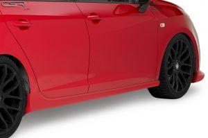 Side skirts | Seat Ibiza 6J 5-deurs 2008-2015 | Fiberflex