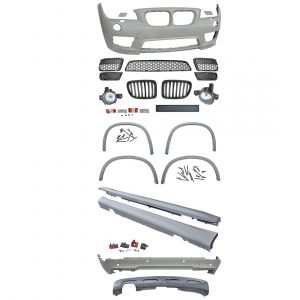Bodykit | voor M-Pakket | BMW X1 E84 2009-2012