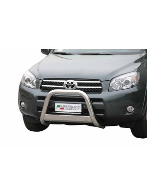 Pushbar | Toyota | RAV4 06-09 5d suv. | met CE-Keur | RVS